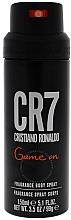 Fragrances, Perfumes, Cosmetics Cristiano Ronaldo CR7 Game On - Deodorant Spray
