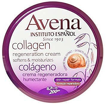 Body Cream - Instituto Espanol Avena Collagen Cream