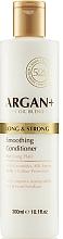 Fragrances, Perfumes, Cosmetics Ceramide Hair Conditioner - Argan + Long & Strong Smoothing Conditioner