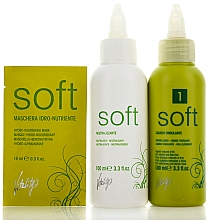 Fragrances, Perfumes, Cosmetics Soft Perm for Thin & Natural Hair - Vitality's Soft №1