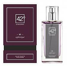 Fragrances, Perfumes, Cosmetics 42° by Beauty More VI Sophistiquee - Eau de Toilette