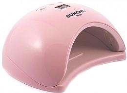 Fragrances, Perfumes, Cosmetics Lamp 48W UV / LED, pink - Sunone Pro2