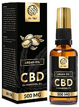 Fragrances, Perfumes, Cosmetics Natural Argan Oil CBD 500mg - Dr. T&J Bio Oil