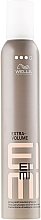Fragrances, Perfumes, Cosmetics Strong Hold Hair Styling Foam - Wella Professionals EIMI Styling Extra Volume