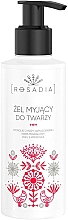 Fragrances, Perfumes, Cosmetics Damask Rose Hydrolat Facial Washing Gel - Rosadia