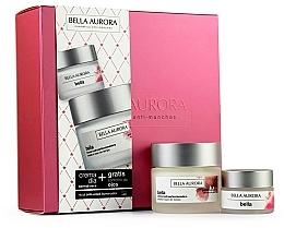 Fragrances, Perfumes, Cosmetics Set - Bella Aurora Set (f/cr/50ml+eye/cr/15ml)