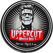 Fragrances, Perfumes, Cosmetics Hair Styling Wax - Uppercut Monster Hold