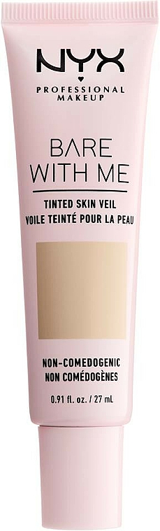 Tinted Skin Veil - NYX Professional Bare With Me Tinted Skin Veil