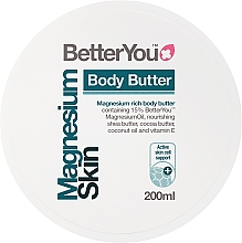 Fragrances, Perfumes, Cosmetics Magnesium Body Oil - BetterYou Magnesium Body Butter