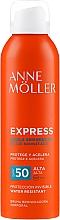 Fragrances, Perfumes, Cosmetics Body Tanning Spray - Anne Moller Express Bruma Body Tanning Spray SPF50