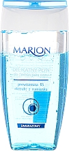 Fragrances, Perfumes, Cosmetics Bi-Phase Eye Makeup Remover - Marion Delicate Two-Phase Eye Makeup Remover