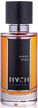 Fragrances, Perfumes, Cosmetics Nych Perfumes Woody Wood - Eau de Parfum
