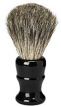 Fragrances, Perfumes, Cosmetics Shaving Brush, black  - Acca Kappa Pure Badger Shaving Brush