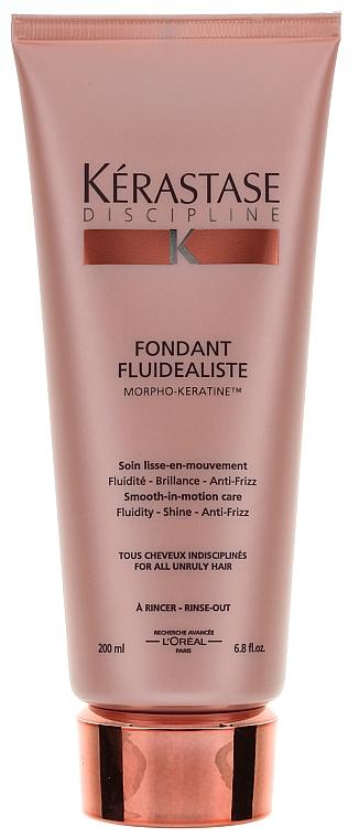 Smoothing Unruly Hair Care Milk - Kerastase Discipline Fondant Fludealiste Smooth-in-Motion Care