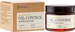 Fragrances, Perfumes, Cosmetics Face Cream - Phenome Sustainable Science Oil-Control Mattifying Cream
