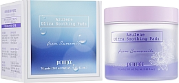Fragrances, Perfumes, Cosmetics Cleansing & Toning Ultra Soothing Pads - Petitfee&Koelf Azulene Ultra Soothing Pads