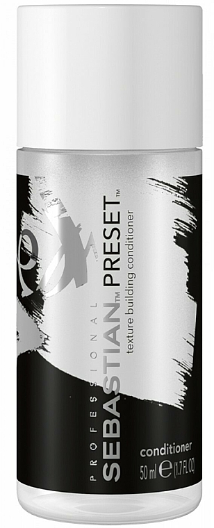 Hair Conditioner - Sebastian Effortless Preset Conditioner — photo N1