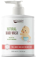 "Fragrances, Perfumes, Cosmetics Kids Liquid Soap ""Mild & Nurturing"" - Wooden Spoon Natural Hand Wash"