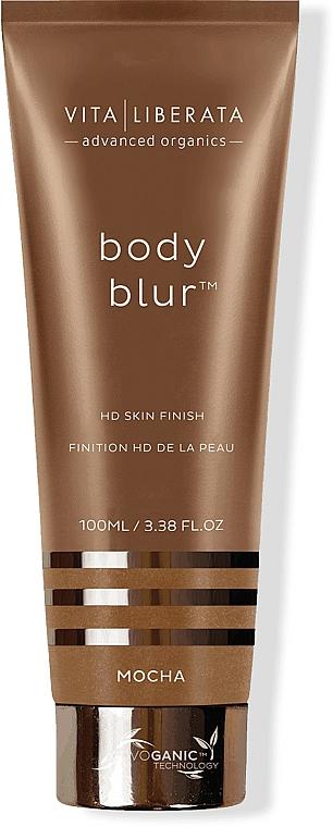 Body Tinted Cream - Vita Liberata Body Blur HD Skin Finish — photo N1