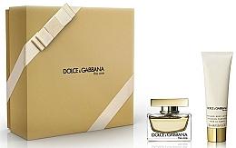 Fragrances, Perfumes, Cosmetics Dolce & Gabbana The One - Set (edp/30ml+b/lot/50ml)
