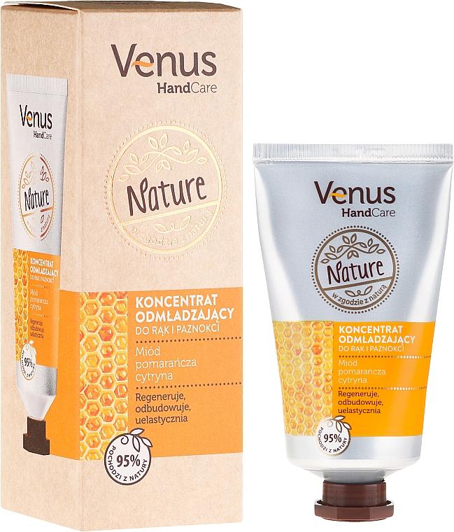 Rejuvenating Hand & Nail Concentrate - Venus Nature