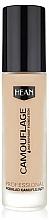 Fragrances, Perfumes, Cosmetics Foundation - Hean Camouflage Waterproof Foundation
