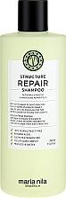 Fragrances, Perfumes, Cosmetics Dry & Damaged Hair Shampoo - Maria Nila Structure Repair Shampoo