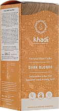 Fragrances, Perfumes, Cosmetics Natural Hair Color - Khadi Haarfarbe