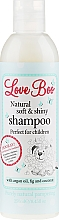 Fragrances, Perfumes, Cosmetics Gentle Hair Shampoo - Love Boo Natural Soft And Shiny