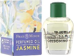 Fragrances, Perfumes, Cosmetics Perfumed Oil - Frais Monde Jasmine Perfume Oil