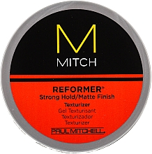 Fragrances, Perfumes, Cosmetics Strong Hold Texturizing Cream Gel - Paul Mitchell Mitch Reformer Texturizer