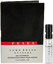 Fragrances, Perfumes, Cosmetics Prada Luna Rossa Extreme - Eau de Parfum (sample)