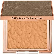 Fragrances, Perfumes, Cosmetics Face Bronzer - Revolution Pro Sculpting Powder Bronzer