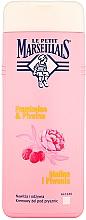 "Fragrances, Perfumes, Cosmetics Shower Gel ""Raspberry & Peony"" - Le Petit Marseillais"