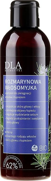 Anti-Dandruff Rosemary Hair Shampoo - DLA