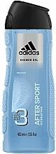 Fragrances, Perfumes, Cosmetics Shower Gel - Adidas After Sport 3 Protein Shower Gel