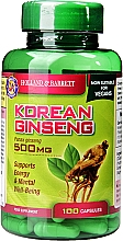Fragrances, Perfumes, Cosmetics Korean Ginseng Food Supplement - Holland & Barrett Korean Ginseng 500mg