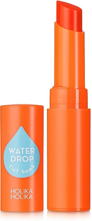 Moisturizing Lip Tint - Holika Holika Water Drop Tint Bomb