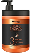 Fragrances, Perfumes, Cosmetics Hair Mask - Prosalon Protein Therapy + Keratin Complex Rebuild Mask
