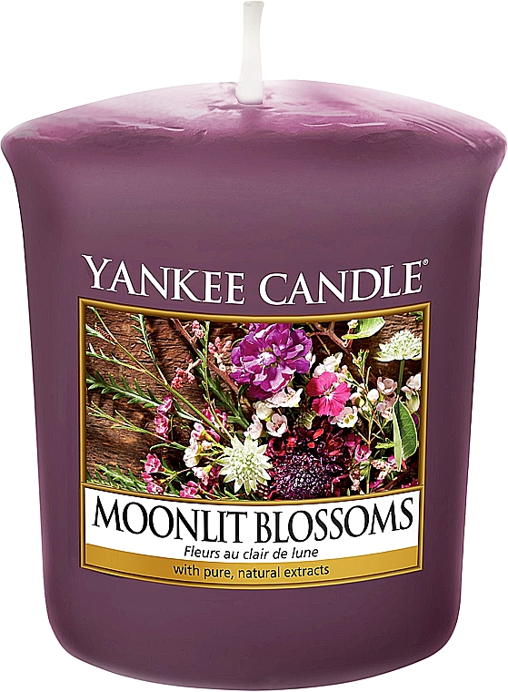 Scented Candle - Yankee Candle Moonlit Blossoms