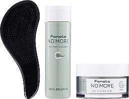 Fragrances, Perfumes, Cosmetics Set - Fanola No More (shm/250ml + mask/200ml + brush)