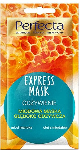 "Facial Mask ""Nourishing"" - Perfecta Express Mask"
