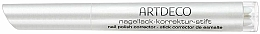 Fragrances, Perfumes, Cosmetics Nail Polish Corrector Stick - Artdeco Nail Polish Corrector Stick