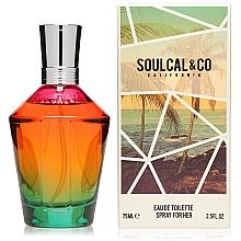 Fragrances, Perfumes, Cosmetics Soulcal & Co Eau de Toilette for Her - Eau de Toilette