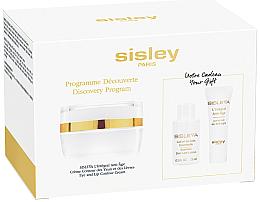 Fragrances, Perfumes, Cosmetics Set - Sisleya L'Integral Anti-Age Eye And Lip Contour Cream Set (cr/4ml + lot/15ml + cr/lip/eye/15ml)