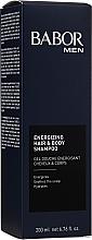 Fragrances, Perfumes, Cosmetics Energizing Hair & Body Gel Shampoo - Babor Men Energizing Hair & Body Shampoo