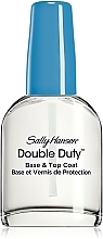 Fragrances, Perfumes, Cosmetics Double Action Top Coat - Sally Hansen Double Duty
