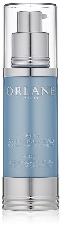 Anti-Fatigue Serum - Orlane Absolute Skin Recovery Care Anti-Fatigue Serum