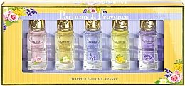 Fragrances, Perfumes, Cosmetics Charrier Parfums Parfums De Provence - Set (edt/10.8ml x 5)