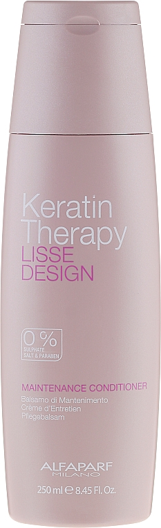 Keratin Conditioner - Alfaparf Lisse Design Keratin Therapy Maintenance Conditioner